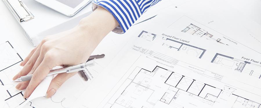 関連会社が不動産業者だから安心。物件探しから契約後まで専門的なサポートをご提供します。